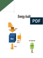 Energy Audit 2013