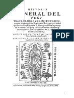 11715154 Inca Garcilaso de La Vega Historia General Del Peru Completo