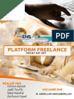 Platform freelance ASP .NET / C#