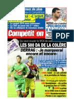 Edition du 22 septembre 2009