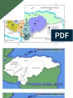 Cartografia de Honduras