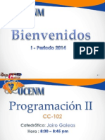 Programacion II - Inicial