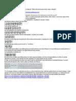Antonio de Cabezón explicación sobre tablatura en español moderno