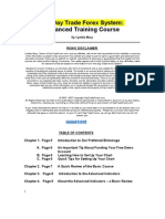 Advanced Day Trade Forex System