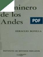 El Minero de Los Anes - Heracleo Bonilla