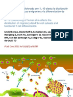 2013 Ficha 16-10-2013 IL-10 Human Skin Affects DC and T Cell
