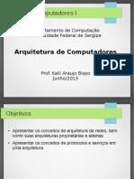 03 - Arquitetura de Computadores