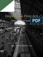 Manual de Impressão Fine Art