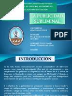 Diapositivas Publicidad Subliminal