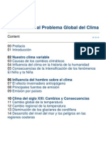 Revista Cambio Climatico Global