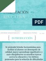 Orientacion Educativa