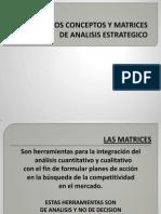 Matrices Analisis Estrategico