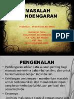 MASALAH PENDENGARAN Kump