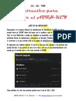 QUÉ ES EL AUTH KEY