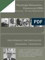 Psicopatologia y Psicoterapia Existencial