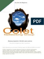 PLANO DE NEGÓCIO COLET NETWORKING GROUP