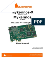 Mykerinos User Manual