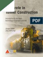 Shotcrete in Tunnel Construction