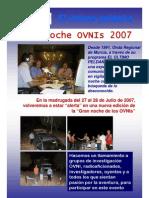 noche ovnis 2007