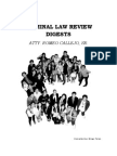 """criminal cases digested The """"find case digests"""" link in the related content box at the top right of the case display takes weekly criminal case digests case reporters and."""