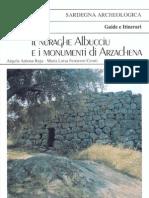 Il nuraghe albucciu e i monumenti di arzachena