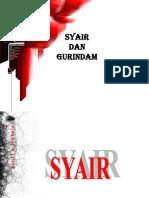 Syair Dan Gurindam