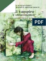 El Vampiro y Otros Cuentos