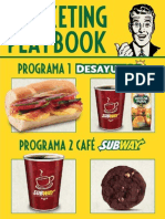 Playbook Desayunos