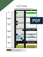 Calendario Oficial 2013 2014 1