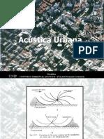 Acústica Urbana e Edifícios
