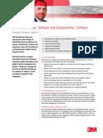 3M Software Disclosure Dat