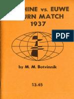 [M. M Botvinnik] Alekhine vs. Euwe Return Match 19(BookFi.org)