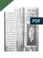 Albert Soboul - La Revolución Francesa -PRIMERA PARTE- Introducción y Capítulo 1