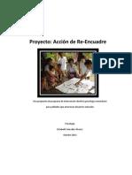 Proyecto Accion Re-Encuadre