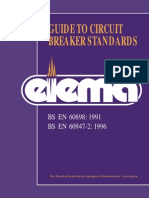 Guide to Circuit Breaker Standard - Issue 2-June-2000