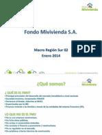 Productos FMV - Enero 2014