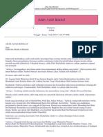 Adab Adab Ikhtilaf