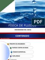 FÍSICA DE FLUIDOS