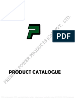 Gratings Product Catalogue