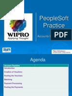 PeopleSoft AP