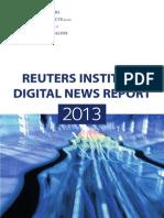Digital News Report 2013
