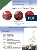ReactorPhysics&NuclearData_Vietnam(ATOM-Dec)+α