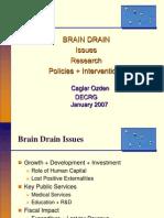 Brain Drain Jan 11