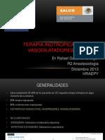 terapia inotropica r2