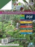 Destinos y Aventura # 2, Revista de Turismo Cultural y de Naturaleza.