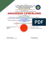 ANUGERAH CEMERLANG