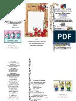 Buku Program Hari Penetapan Target2014