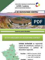 Regiunea de Dezvoltare Centru 2014