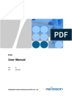 PCU User Manual
