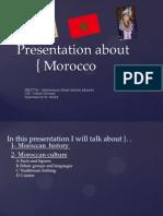 Presentation About
